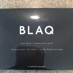 Other - Blaq Eye Mask with Hyaluronic Acid
